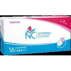 TAMPON NORMAL 16pcs