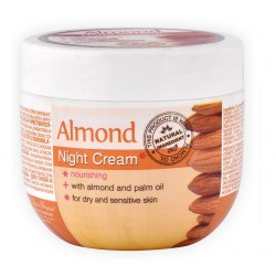 ALMOND NIGHT CREAM 100ml