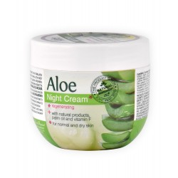ALOE MOISTURIZING NIGHT CREAM 100ml