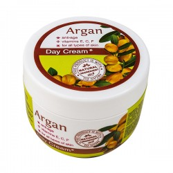 ARGAN MOISTURIZING DAY CREAM 100ml
