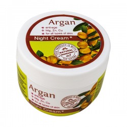 ARGAN NOURISHING NIGHT CREAM 100ml