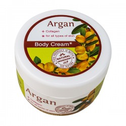 ARGAN BODY CREAM 250ml