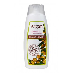 ARGAN CLEANSING MILK 250ml