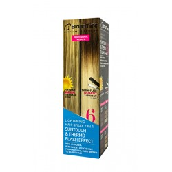 BLOND TIME LIGHTENING HAIR SPRAY 2 IN 1 SUNTOUCH & THERMO FLASH EFFECT  200ml