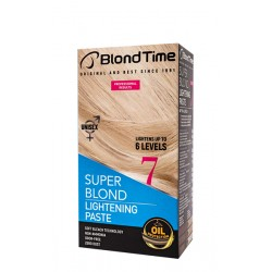 BLOND TIME SUPER BLOND BLEACHING PASTE 135ml