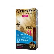 BLOND TIME BLOND NON-AMMONIA LIGHTENING OIL 180ml