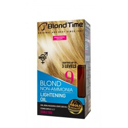 BLOND TIME BLOND NON-AMMONIA LIGHTENING OIL 180ml