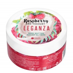 LEGANZA BODY BUTTER RASBERRY AND YOGHURT 200ml