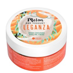 LEGANZA BODY MOUSSE MELON AND YOGHURT 200ml