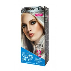 BLOND TIME  SILVER EFFECT  135ml